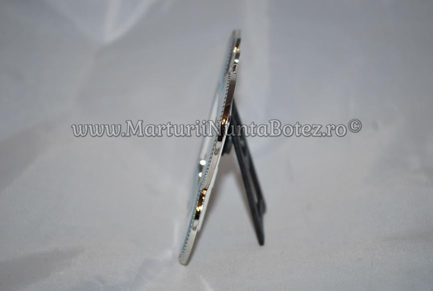 marturii_botez_rama_foto_cu_magnet_model_fluture_bleu2