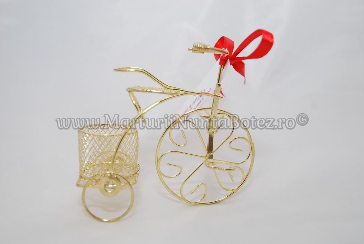 Marturie_nunta_bi cicleta_metalica_aurie_model_deosebit2