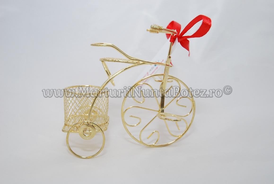 Marturie_nunta_bi cicleta_metalica_aurie_model_deosebit3