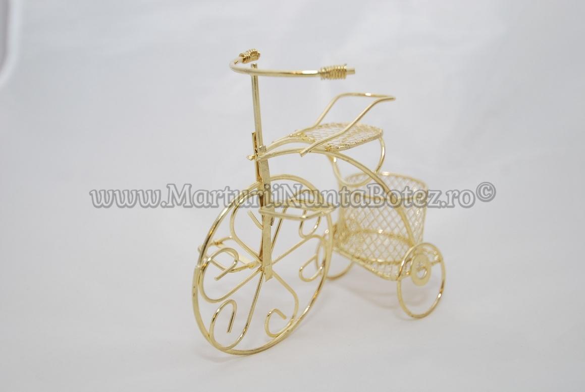 Marturie_nunta_bi cicleta_metalica_aurie_model_deosebit6