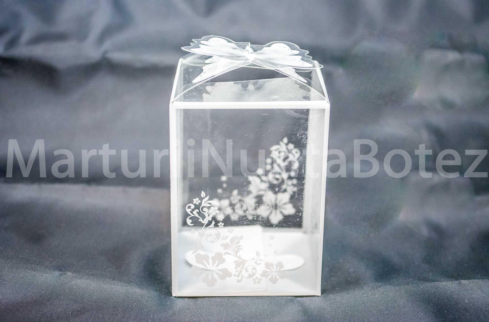 Cutie_transparenta_plastic_acetofan_model_deosebit_marturii_marturie_nunta_botez_alba1