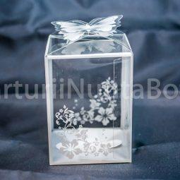 Cutie_transparenta_plastic_acetofan_model_deosebit_marturii_marturie_nunta_botez_alba4
